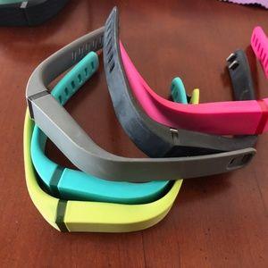 Fitbit Jewelry - Fit bit flex bracelets